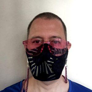 face mask muzzle